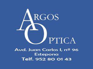 ARGOS ÓPTICA en Estepona