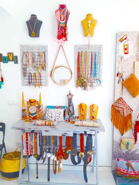 Bisutería y joyería artesanal en Estepona