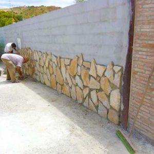 Construcción de Muros de Piedra MARPECON