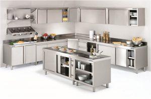 Diseño de cocinas para hostelería en la Costa del Sol