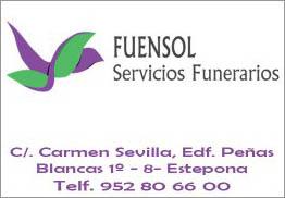 FUENSOL Funeraria en Estepona