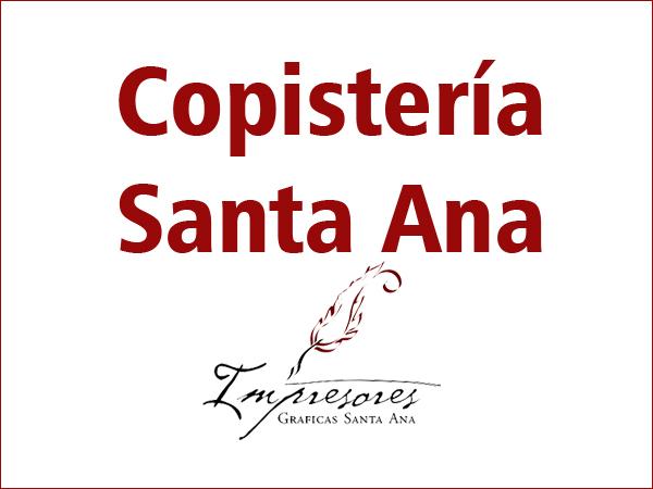 Imprenta Rápida en Estepona GRÁFICAS SANTA ANA