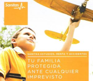 Sanitas estudios, renta y accidentes en Estepona
