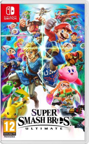 Videojuego Super Smash Bros Ultimate