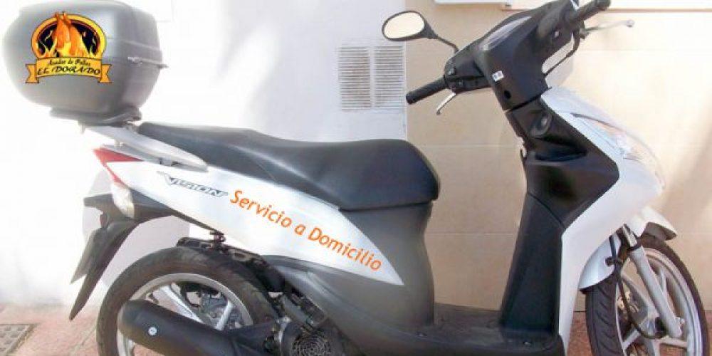 Asador de Pollos el Dorado Servicio a domicilio en Estepona