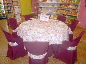 CAPRICHOS MONZA Celebraciones de bodas bautizos y comuniones