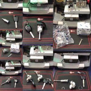 Duplicado de llaves de coche en Sabinillas CUCO Cerrajero