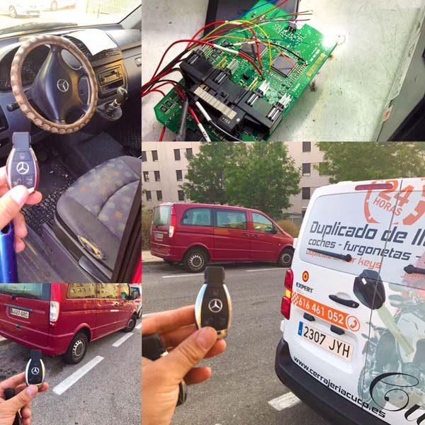 Duplicado de llaves de coches en Marbella CUCO Cerrajero