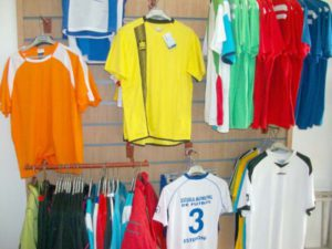 Equipaciones Deportivas Uniformes en Estepona