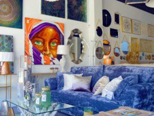 Salones Sofás ADN Decoración e interiorismo en Estepona