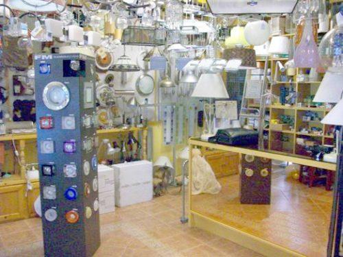 Tienda de Lámparas Materiales de Electricidad en Estepona