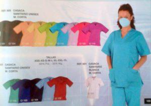 TODOUNIFORMES Uniformes sanitarios en Estepona